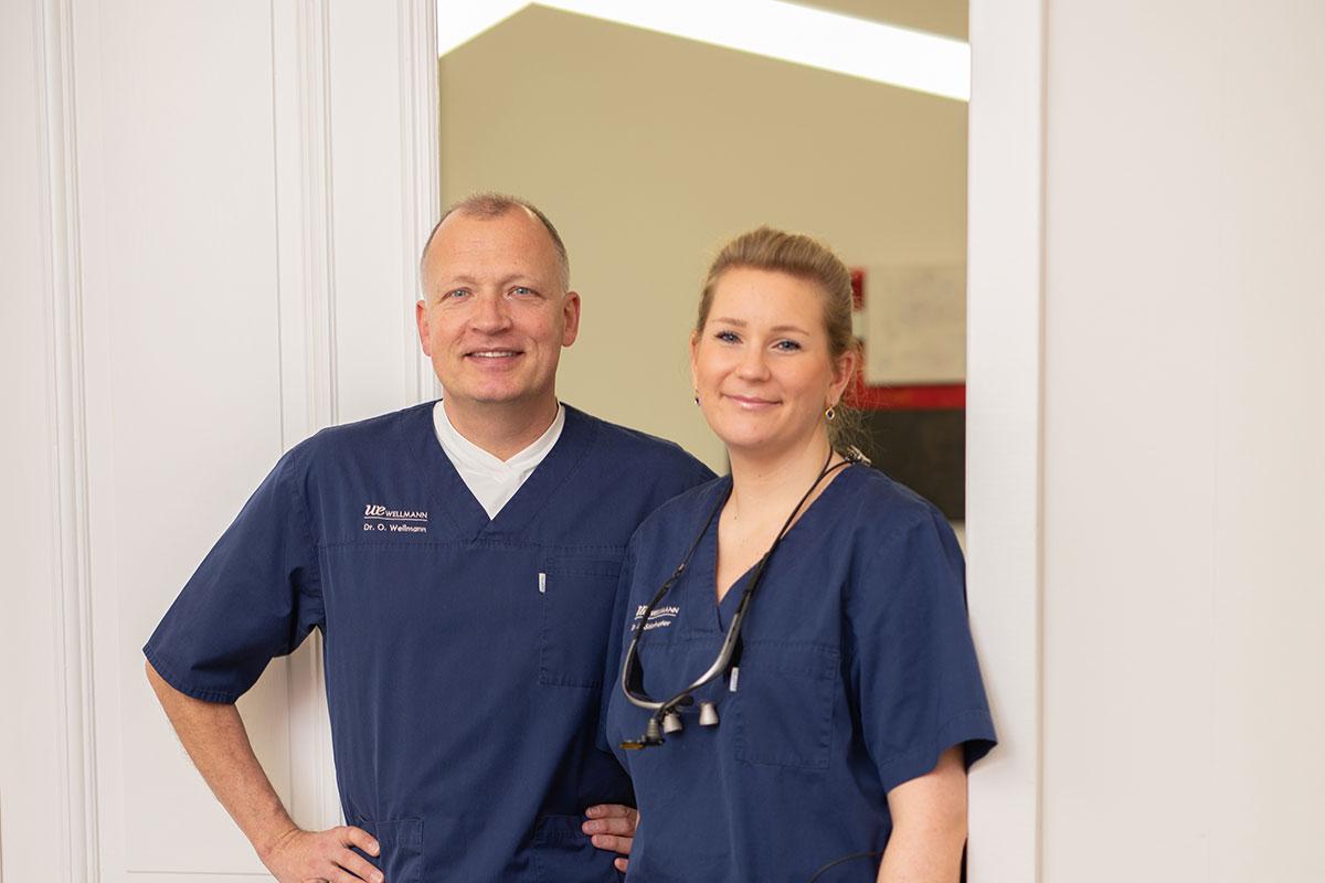 Zahnarztpraxis Dr. Oliver Wellmann Bad Homburg